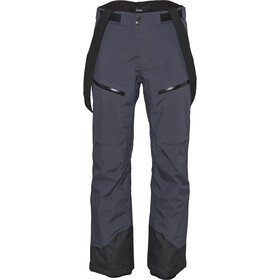 North Bend Fernie Pantalones de Esquí Hombre, blue ink